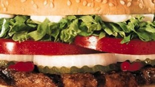 Fast food devi şaka kurbanı !