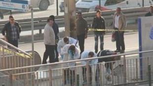Metrobüse bomba bırakan şüpheli yakalandı