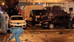 İstanbul'daki patlamadan BÖG çıktı !