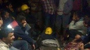 Zonguldak'taki madencilerin grevinde flaş gelişme !
