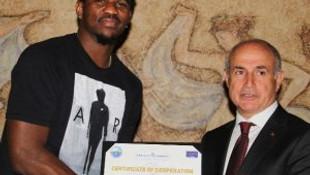 FIBA'dan Büyükçekmece'ye büyük müjde!