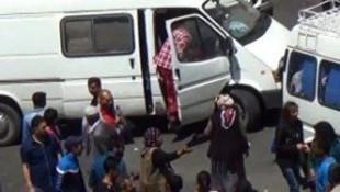 Erzurum'da 'çiş' kavgası ! Ortalık fena karıştı
