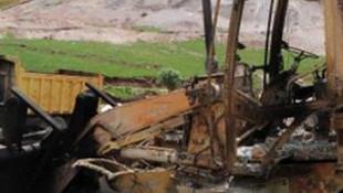 PKK'lılar şantiye basıp 25 kişiyi kaçırdılar !