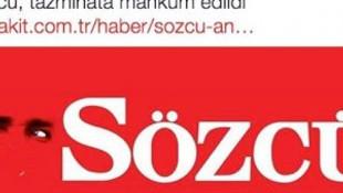 Yeni Akit, TC'yi sildi, Atatürk'ü şaşı yaptı