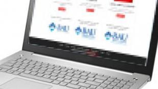 Üniversitenin internet sitesinde porno şoku !