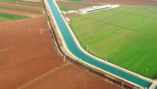 Türkiye'nin en büyük nehri Mardin'e geliyor