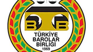 TBB Adli Yıl açılış törenine katılmama kararı aldı