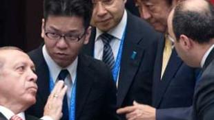 Japonlardan Erdoğan'a özel ilgi