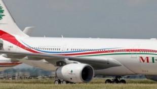 Havalimanındaki skandal 5 kişiyi yaktı