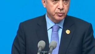 Erdoğan'dan G-20'de çarpıcı mesajlar