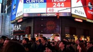 Donald Trump'ın başkanlığı ABD basınında