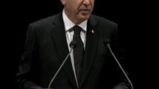 Erdoğan: Yeni Türkiye'yi ilk kez Gazi Mustafa Kemal zikretti