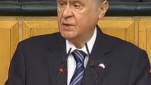 MHP'ye iletilen metinde Başkan yok, Cumhurbaşkanı var
