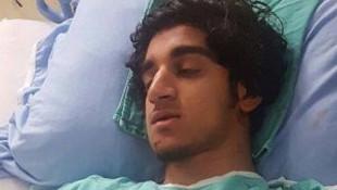 Müslüman genci öldüresiye dövdüler