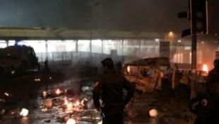 Saldırı doğrudan çevik kuvvet polisine yönelikti