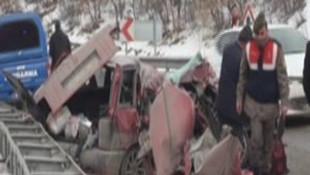 Ankara'da katliam gibi kaza: 3 ölü