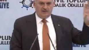 Başbakan Yıldırım'dan Kılıçdaroğlu'na sert eleştiri