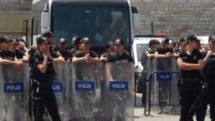 Çevik Kuvvet Taksim'den taşındı