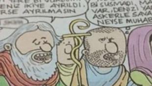 Olay karikatür Gırgır'ın sonunu getirdi