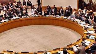 Türkiye, BM Güvenlik Konseyi'ne sevk edildi