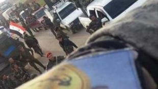 Rus askerleri de PKK bağlantılı armayı taktı