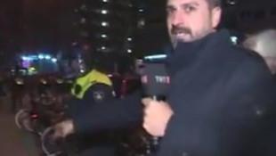 Hollanda polisi Erhan Çelik'e de saldırdı