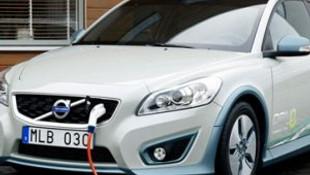 Volvo'nun ilk elektrikli aracı