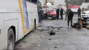 Suriye'de canlı bomba saldırısı