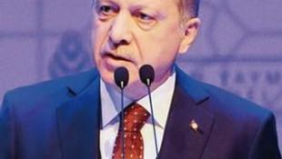 Erdoğan: ''Bu Gazi Mustafa Kemal'e hakarettir''
