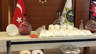İstanbul polisinden dev darbe ! 15 milyon dolar...