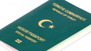 Onlarda yeşil pasaport kapsamına alındı