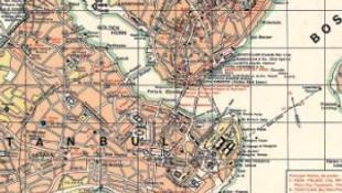 Tarihi aydınlatacak haritalar