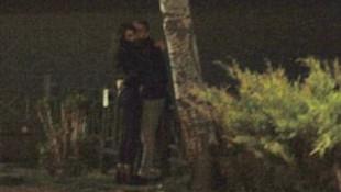 Caner Erkin yeni sevgilisiyle yakalandı