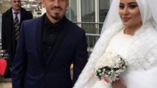 Antalyaspor'un yıldızı Serdar Özkan dünya evine girdi