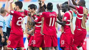 Portekizli futbolculardan örnek davranış