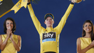 Şampiyon Froome