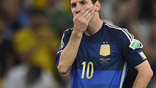 Messi'nin Altın Top'u tartışma yarattı