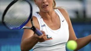 WTA'da Masha ve Radwanska galip