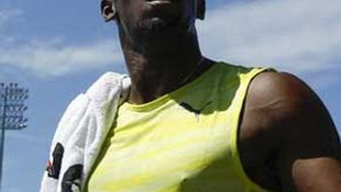 Bolt ABD'de zorlandı