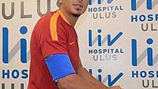 Galatasaray'da sağlık kontrolü