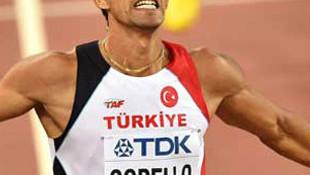 Milli atlet Escobar 6. oldu