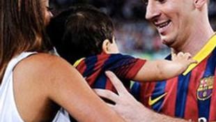 Messi, ikinci kez baba oldu