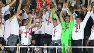 Beşiktaş'ın kupasına özgürlük !
