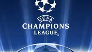Şampiyonlar Ligi'nde heyecan başladı !