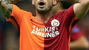 Galatasaray'a Sneijder'den kötü haber