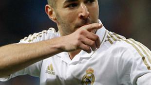 Şantaj davasında Benzema'ya ret !