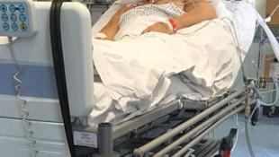 Kas yapayım derken komaya girdi !