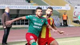 Cizrespor-Kırıkhanspor maçı terör nedeniyle ertelendi