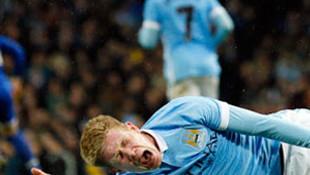 Manchester City'de sakatlık şoku !