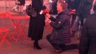 Brendan Rodgers'tan sürpriz evlenme teklifi